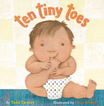 Ten Tiny Toes by Todd Tarpley, Illustrated by Marc Brown