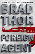 AOT #536: Brad Thor Podcasts Foreign Agent